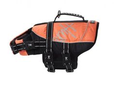 Hurtta Pet Collection Life Jacket, 40-80-Pound, 19-25-Inch Neck, 26-35-Inch Chest, Orange - http://www.thepuppy.org/hurtta-pet-collection-life-jacket-40-80-pound-19-25-inch-neck-26-35-inch-chest-orange/