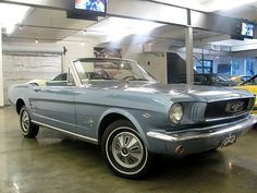 Cars Dawydiak 1966 Ford Mustang Convertible - | Used Inventory