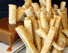 ~Apple Pie Fries! | Oh Bite It