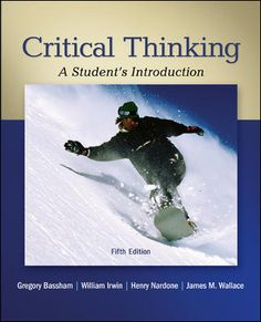 From critical thinking to argument pdf