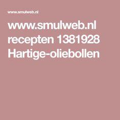 www.smulweb.nl recepten 1381928 Hartige-oliebollen