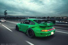 RWB Porsche 993 | Flickr - Photo Sharing!
