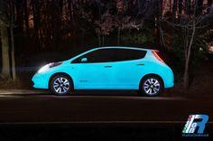 Nissan è la prima casa automobilistica ad utilizzare la vernice fluorescente http://www.italiaonroad.it/2015/02/15/nissan-e-la-prima-casa-automobilistica-ad-utilizzare-la-vernice-fluorescente/