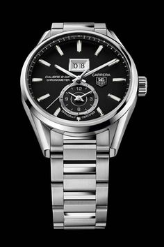Tag Heuer celebrates 50 years of its Carrera line with a new version. A good one it looks! http://www.luxuryfacts.com/index.php/sections/article/3695