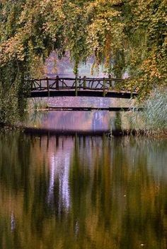 Bridge of Romance |  Haarzuilens, Holland por MyohoDane