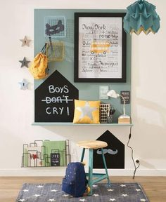 Designing a space that suits your contemporary home, as well as your child's love of the colorful and kooky, might be easier than you think. A variety of emerging trends in contemporary kids' room decor makes it easy to find modern design elements that will still appeal to your child's unique personality #kidsroom #playroom #ideas #boys #girl #decoration #paint #DIY #ikea #unisex #easyhomedecor