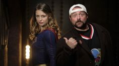 Kevin Smith returns to Supergirl with Distant Sun Trailer The CW has released the first trailer for the next episode of Supergirl which. Supergirl Season, Supergirl 2015, Supergirl And Flash, Martin Scorsese, The Cw, Robert Downey Jr, Harley Quinn Smith, Alex And Maggie, Martian Manhunter