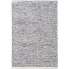 Vloerkledenwinkel Home Collection Teppe Vloerkleed Zwart-wit - 200 x 300 cm - afbeelding 1