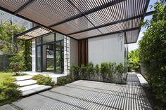 Pergolas for terraces or fixed enclosures?   Garten