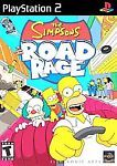 The Simpsons Road Rage (Sony PlayStation 2, 2001) Excellent Condition & FREE Shipping #videogames #playstation2 #ps2 #c2cth
