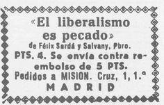 El liberalismo inventado - CONTRA LOS GIGANTES