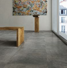 Nextra - colored-body concrete look with soft variaton in a contemporary palette - modern - floor tiles - san francisco - Tileshop