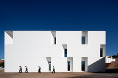Residências em Alcácer do Sal,© Fernando Guerra | FG+SG