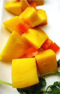 Thai Mango Salad!
