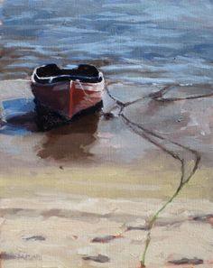 low tide - Dan Graziano www.dangrazianofineart.com