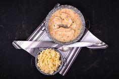 Zöldségszószos csirke tésztával Grill Pan, I Foods, Food Photography, Grilling, Blog, Griddle Pan, Crickets, Blogging