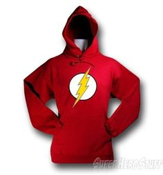 The Flash! I know it isn't actually from the big bang theory but that's what I think of when I see it!