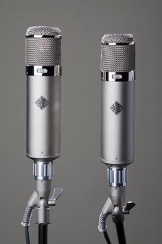 TELEFUNKEN U47 and U48. Made in the USA by TELEFUNKEN Elektroakustik. www.t-funk.com