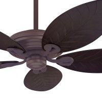 Weathered Brick Finish Ceiling Fan Motor With 2 Position Mounting This Tropical Delivers A Powerful Cooling Air
