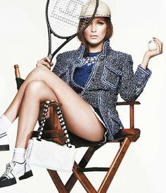 Bella Hadid for Jalouse Magazine Dec/Jan 2014.15