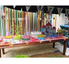 Recanto das Mamães Blogueiras: FESTAS INFANTIS- Post 1: Festas simples