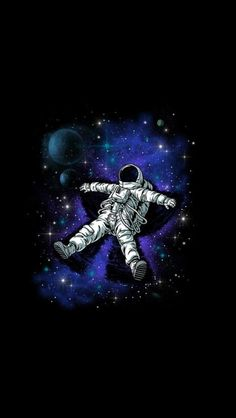 I want to be an astronaut....