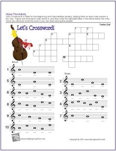 A ton of free music theory worksheets, beginner level sheet music, flashcards, and more!