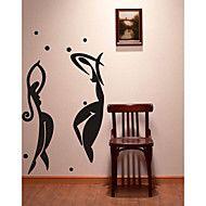 Art Lovers Wall Sticker (0565-gz392) – USD $ 14.99