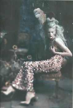 Haute Couture Paris September 2010 (Sept 2010 Supplement) (Vogue Italia)