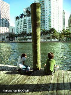 Vamos a dar un paseo por El corazón de Miami...  -WELCOME TO MIAMI!-