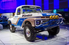 Ex-farm truck is the baddest pickup at the Detroit show