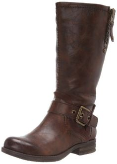 Naturalizer Women's Balada Wide Shaft Motorcycle Boot -  	     	              	Price: $  139.00             	View Available Sizes & Colors (Prices May Vary)        	Buy It Now      Rev up your style engines in the biker-inspired Naturalizer Balada Wide Shaft boot. This women's boot features a supple faux leather upper with a wider shaft,...