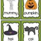 5 Literacy Centers:*Batty for WordFamilies: Spinner game to work on onset/rime and real and nonsense words*Spider Sight Words: Game to work on Fl...