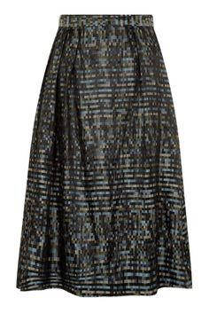 manhattan a-line skirt