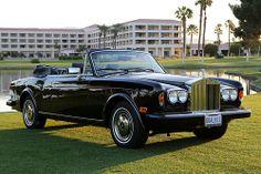 Rolls-Royce Corniche Convertible Gretzky 1994 2