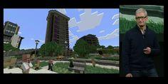 Minecraft tendrá también su lanzamiento en Apple TV http://iphonedigital.com/minecraft-lanzamiento-apple-tv-cuando-llegara/ #apple