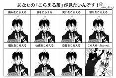 Tags: Fear, Expression Chart, Ao no Exorcist, Drooling, Chart, Amaimon