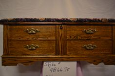 Refurbished Lane cedar chest.  Style #4866-70 - Manufacture date 4/15/1987.  For information on having a cedar chest refurbished, email us at info@innovativecreate.com.