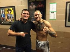 At one point in time time in MMA history Conor McGregor and Khabib Nurmagomedov actually liked each other.  Now with Khabib out of the picture for the foreseeable future possibly permanently considering the severity of his current weight cut mishap. Do MMA fans believe that these two could ever not want to punch each other's faces in again?  Or do MMA fans see Khabib coming back and fighting Conor McGregor if he still has the lightweight Championship belt?  http://ift.tt/2h35XMu  #mma news…