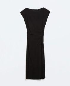 ZARA - NEW THIS WEEK - STUDIO GATHERED DRESS