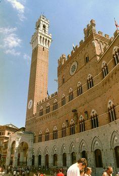 Palazzo Pubblico di Siena - Toscana
