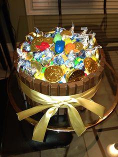 Chanukah cake!