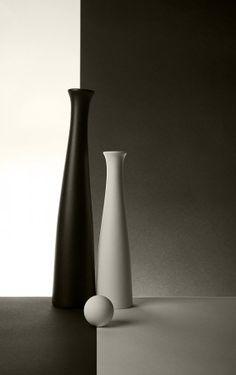 Black & White geometry 1 by Veniamin Skorodumov (Vensk)