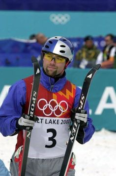Aleš Valenta, Olympic winner 2002, Salt Lake City