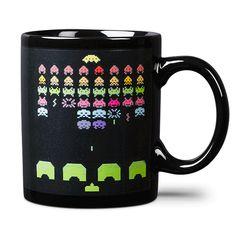 Space Invaders Coffee Mug ($14.99)