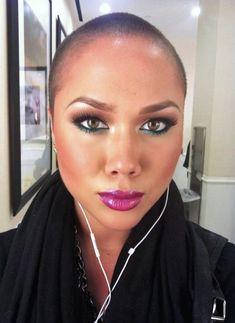 20 Best Bald images in 2015   Bald women, Bald heads, Cool