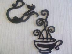 arte em mdf para decorar sua cozinha
