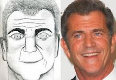 15 Pics Where Fans Tried to Draw Their Favorite Stars But Something Went Absolutely Wrong Angelina Jolie, Jennifer Aniston, Honey Boo Boo Mom, Bad Fan Art, Unusual News, Creepy Guy, Real Monsters, Mel Gibson, Celebrity Drawings