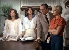 Angels Belong In Heaven The Angels arrive at the Townsend Agency and find a strange recording on the answering machine. A friend of Charlie's called to say that one of the Angels is the. Kate Jackson, Cheryl Ladd, Jaclyn Smith, Tv Shows, Angels, David, My Style, Angelfish, Tv Series
