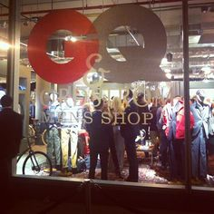 Men's Shop at Treasure & Bond ( #NYFW #Throwback #Nordstrom )